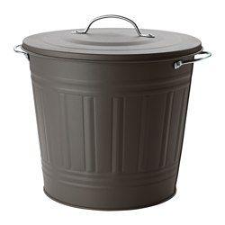 IKEA - KNODD. Kan bruges over alt i dit hjem, også i vådrum som badeværelset og på overdækkede altaner. UOL: Til vasketøj i soveværelset - eller til køkkenet.