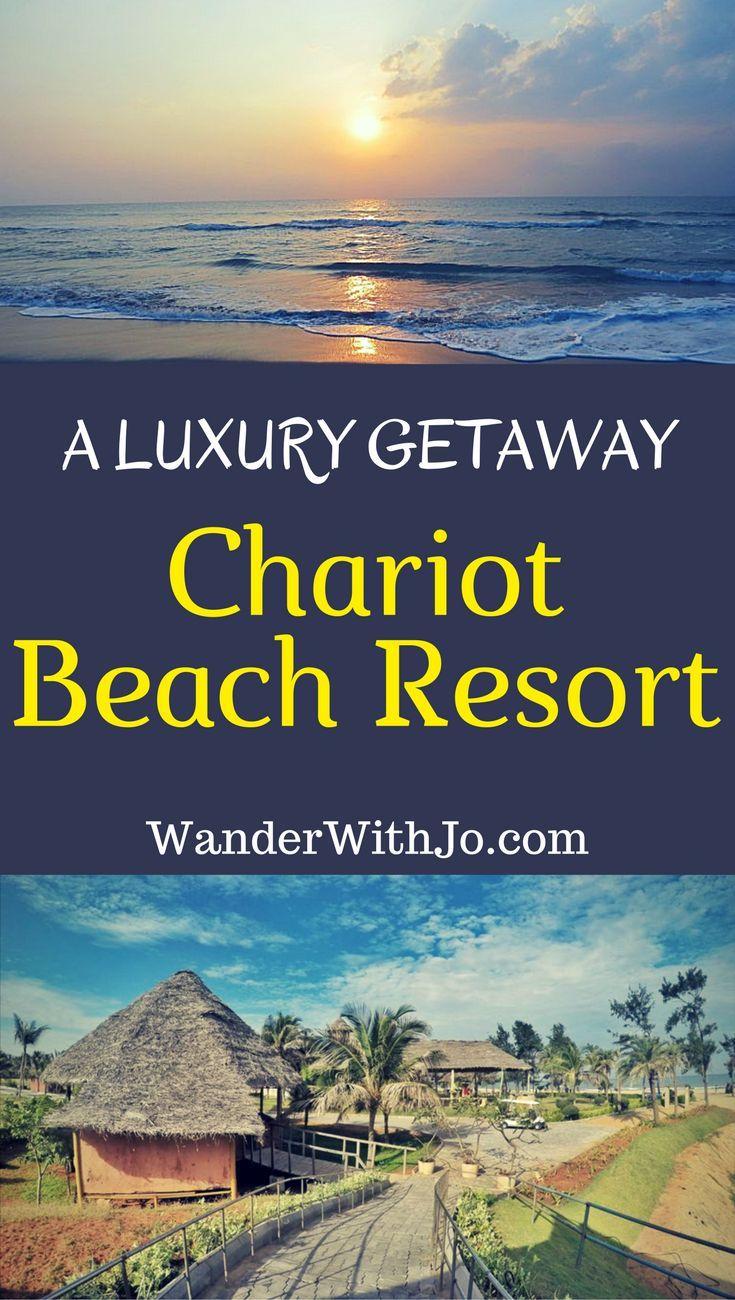 Bask in laps of luxury at Chariot in #Mahabalipuram India.  ----- chariot beach resort | luxury resorts | mahabalipuram | mahabalipuram temples | mahabalipuram photoshoot | mahabalipuram India