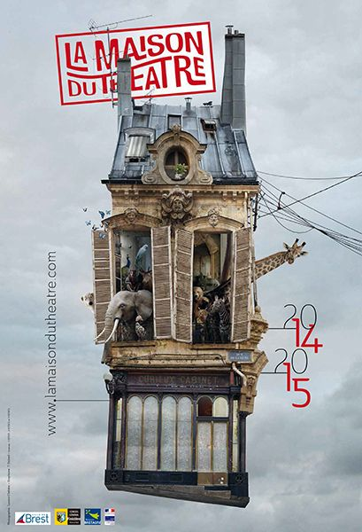 Thierry Dubreil graphiste indépendant - Brest - Le Relecq-Kerhuon - Bretagne