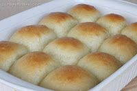 World�s Best Dinner Rolls- Have not tried yet but I always have problems with yeast rolls.  So, why not try her step by step process.