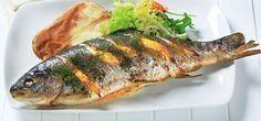 Gebratene Forelle: Fisch sättigt gut, ist kalorienarm und eiweißreich – eine Bereicherung jeder Diät!