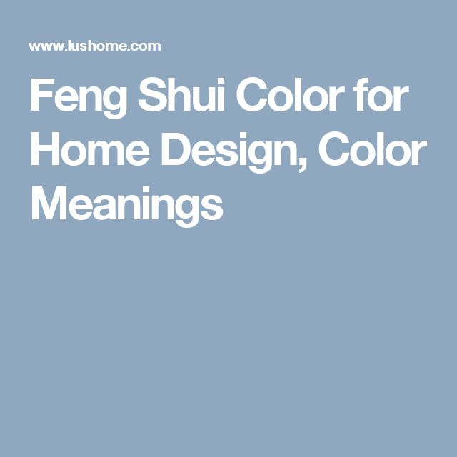 Bedroom Blues Meaning: 1000+ Ideas About Color Meanings On Pinterest