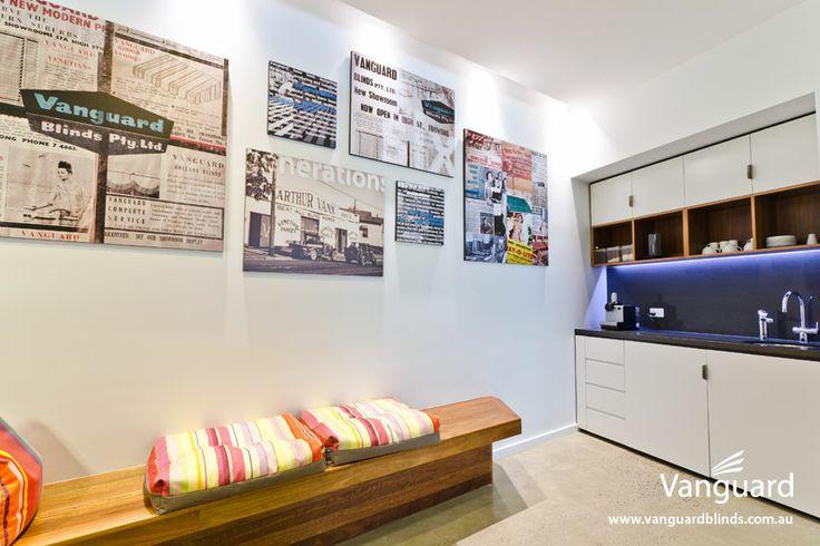 Vanguard Brisbane Showroom