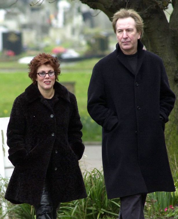 Alan Rickman's friend Ruby Wax cancels tour dates following actor's tragic death
