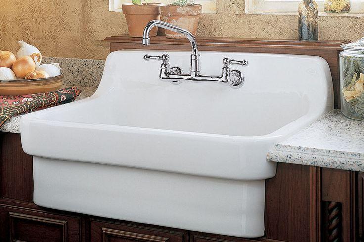 Sinks for your Kitchen or Bath on Pinterest Custom kitchens, Kitchen ...