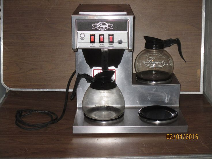 bloomfield commercial coffee maker 3 burner commercial coffee makers
