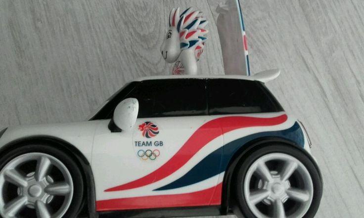 Olympic Sports Team GB Mini with Mascot | eBay
