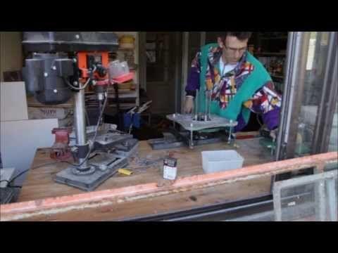 fabriquer son éolienne et générateur / homemade wind turbine and generator - YouTube