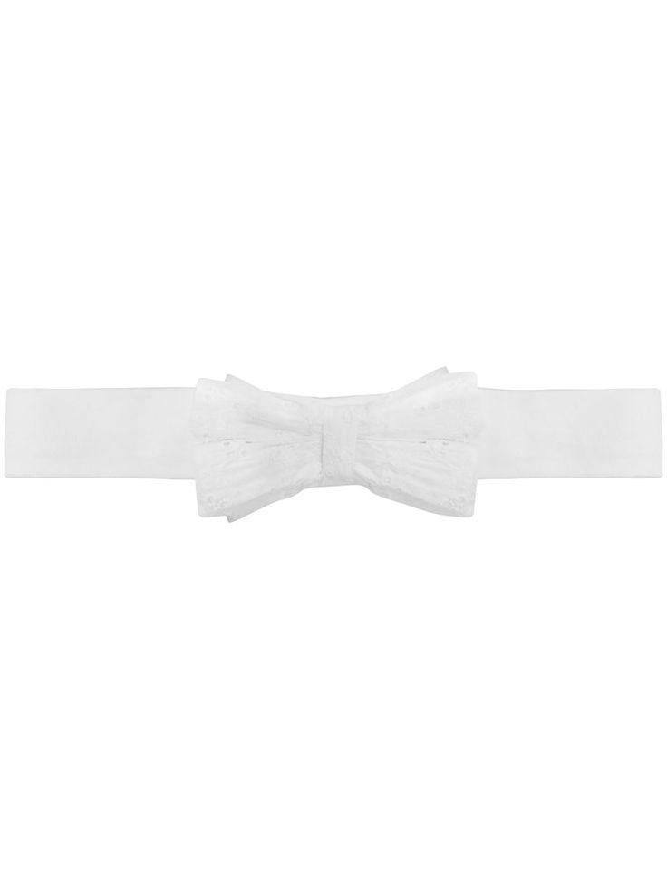 Letar du efter ett enfärgat hårband från Newbie? Hos KappAhl hittar du ett hårband med spetsrosett. Köp online eller i butik nära dig.