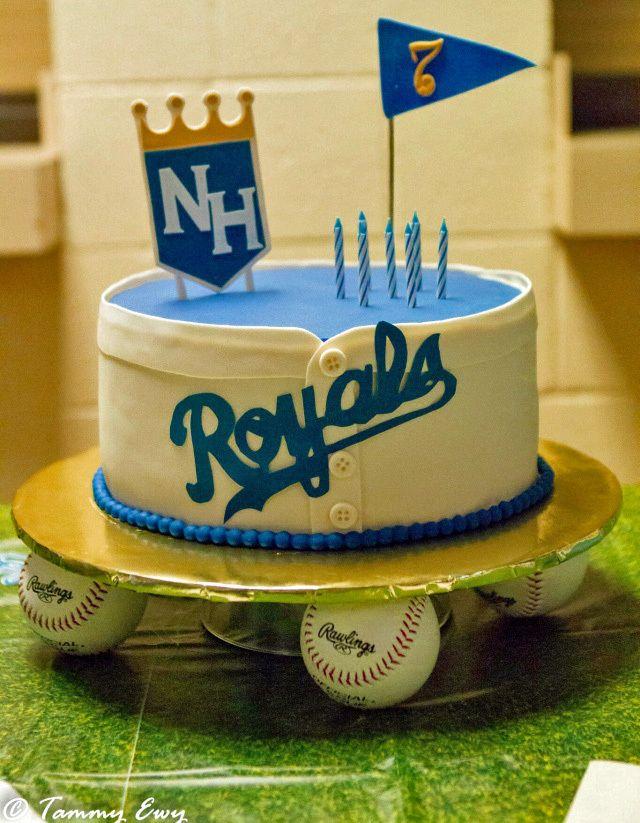 18 best Kansas City Royals Cakes images on Pinterest Kansas city