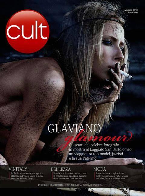 cover di Cult mag