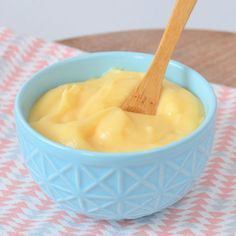 Deze suikervrije lemon curd is een ideaal alternatief voor de normale lemon curd. Net zo lekker en gewoon te gebruiken in allerlei soorten taart en gebak.