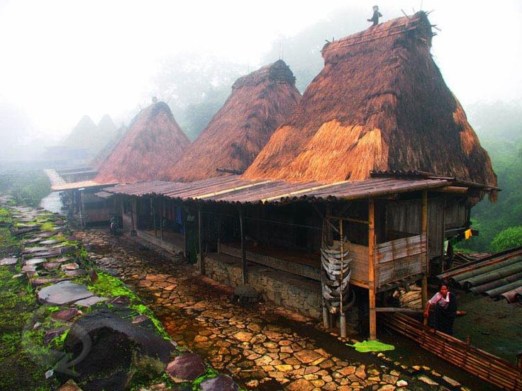 Kampung Bena (Bena Village), Flores Island. Photo by: Makarios Soekojo