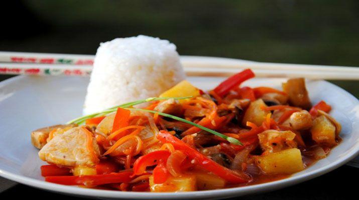 Сегодня предлагаю вам рецепт рыбы в кисло-сладком соусе, приготовленной в восточном стиле, который, надеюсь, поможет разнообразить ваше меню