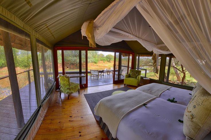 Pafuri Camp, Makuleke Concession / Northern Kruger National Park