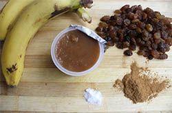 Ingredientes para las galletas