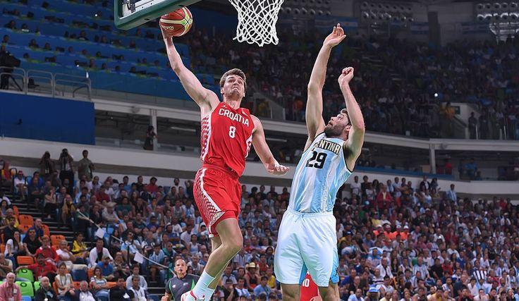 Mario Hezonja Impressive Despite Croatia's Loss to Argentina