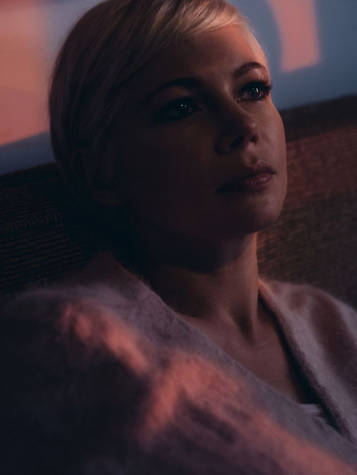 Michelle Williams – Photoshoot for DuJour, Winter 2016