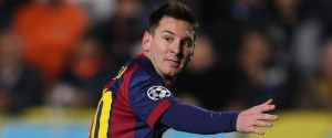 Lionel Messi is coming for all the records. Just days after becoming the leading scorer in La Liga history, the Barcelona star moved to the top of all-time scoring list in the Champions League. The 27-year-old notched his historic 72nd career goal in the competition with a quick touch against APOEL in a Group F […]