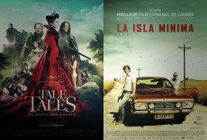 Concours: 5×2 places à gagner pour voir LA ISLA MÍNIMA et TALE OF TALES au cinéma!