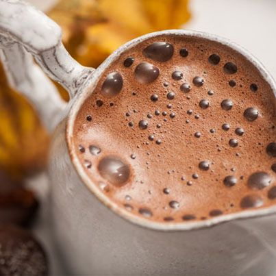 For authentic French hot chocolate look no further than Bozeman, Montana's La Châtelaine Chocolat Co.