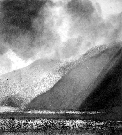 Norman Ackroyd - Etching