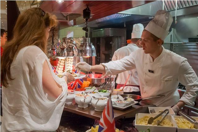 #BigBen Sunday brunch @CorinthiaBUD's #BrasserieAtrium restaurant