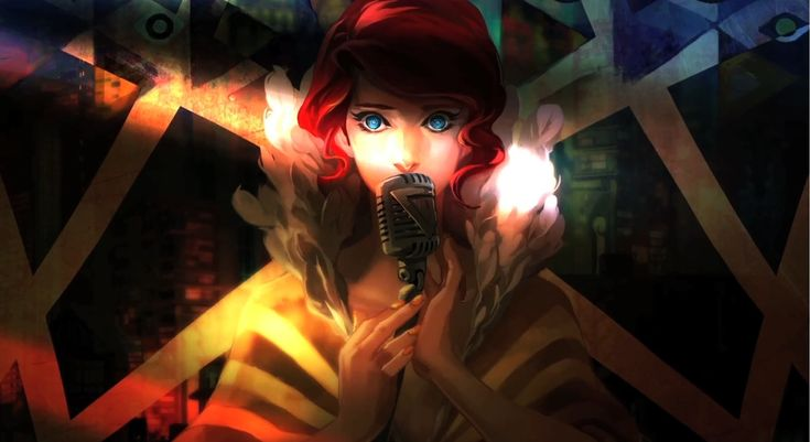 Transistor - SuperGiant Games