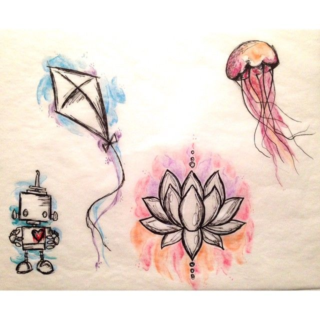 kite tattoo - חיפוש ב-Google