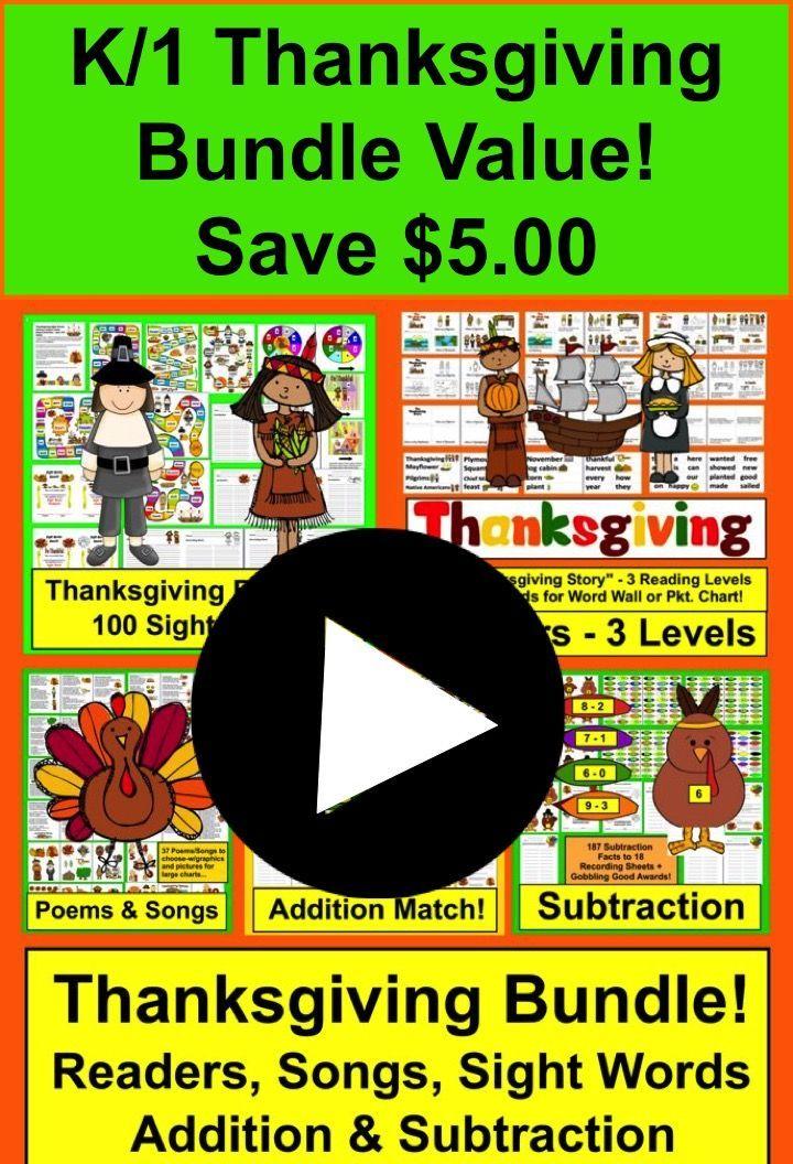 Best 6037 Thanksgiving Language Arts Ideas images on Pinterest ...