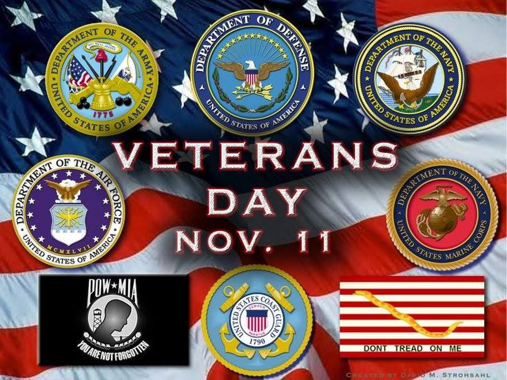 Veterans Day Posters