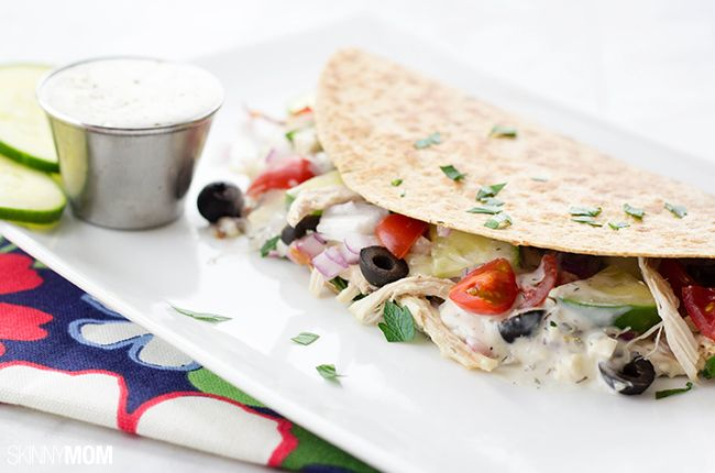 Quesadillas are a healthy option for lunch or dinner; especially when they are stuffed with healthy ingredients. All recipes can be modified to your taste