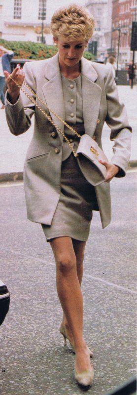 Princess Diana au the Royal College of Nursing _ Septembre 1994