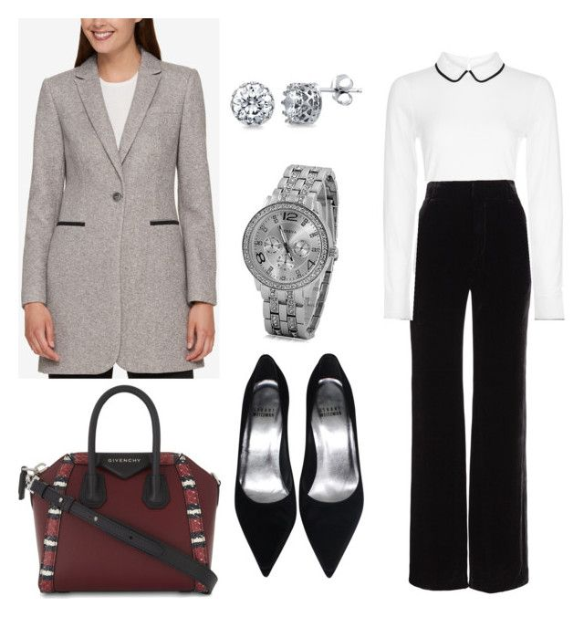 Style 2 by krisstik on Polyvore featuring polyvore, fashion, style, Hobbs, Tommy Hilfiger, Vince, Givenchy, BERRICLE and clothing