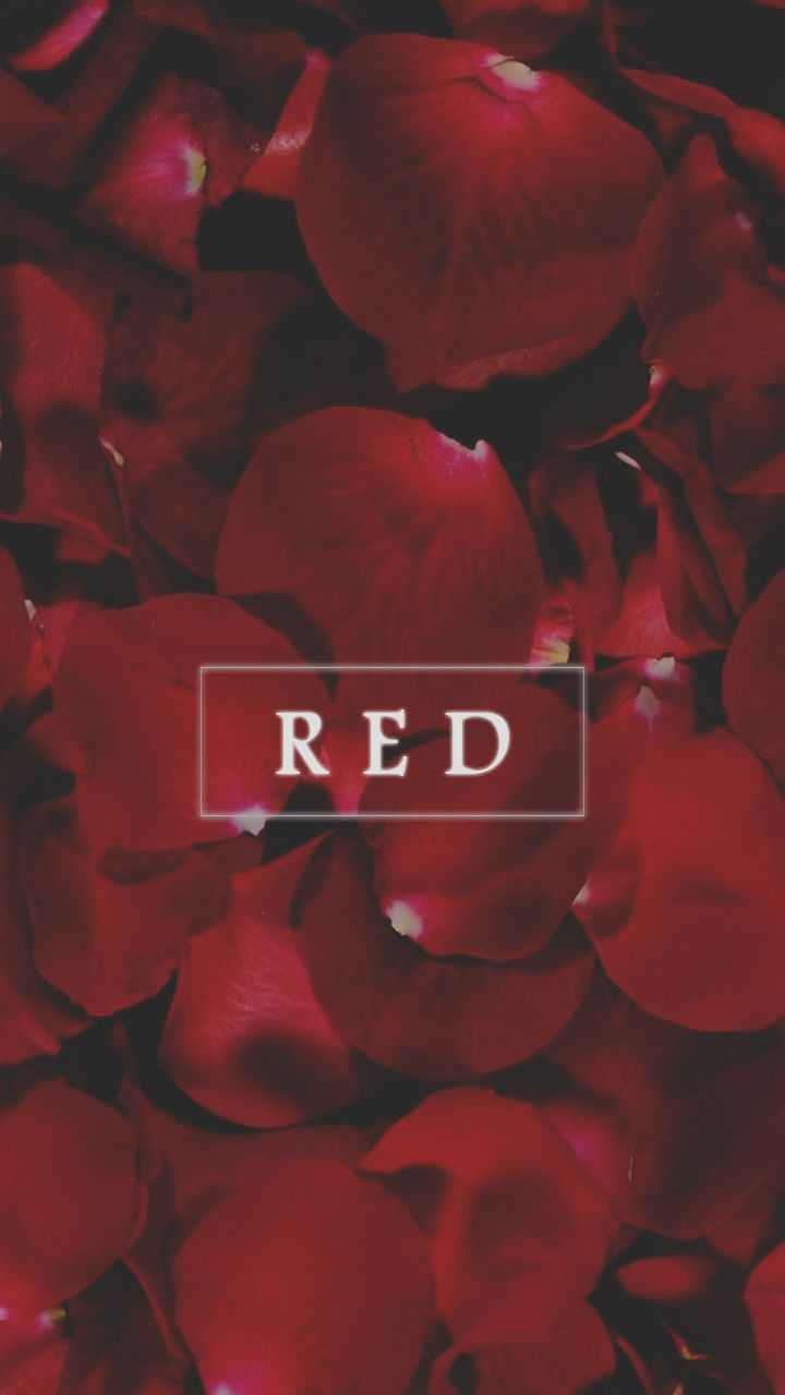 Tumblr valentines iphone wallpaper - Red Rojo