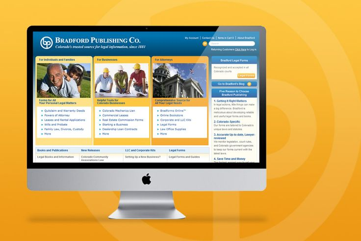 Web Development / Bradford Publishing & Co.