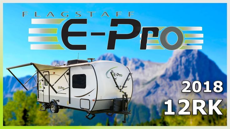 2018 Forest River Flagstaff E-Pro 12RK Travel Trailer RV For Sale Tradewinds RV Center Shop 2018 Flagstaff E-Pro 12RK and check out our huge online selection now at http://ift.tt/2soeiRG or call TradeWinds RV at 810-547-5965!   The 2018 Flagstaff E-Pro 12RK travel trailer proves the best things come in small packages!   This tremendously lightweight RV tows with torsion axles Nev-R adjust brakes and polished alloy wheels. It comes standard with two 20 lb. LP tanks manual stabilizer jacks and…