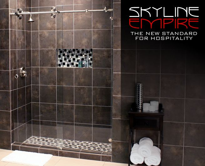find this pin and more on skyline series shower glass