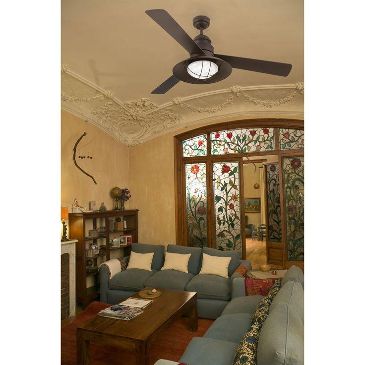 Comprar ventilador de techo de estilo marinero y rústico con luz   Blog de Iluminación, lamparas de LED y Ventiladores   Tienda de lámparas, lámparas de LED, ventiladores de techo, decoración