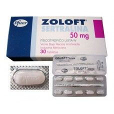 Zoloft (sertraline) is an  antidepressant in a group of drugs called selective serotonin reuptake inhibitors (SSRIs). Sertraline is primarily prescribed for major depressive disorder in adult outpatients as well as obsessive-compulsive disorder, panic disorder, and social anxiety disorder, in both adults and children. Sertraline affects chemicals in the brain that may become unbalanced and cause depression, panic, anxiety, or obsessive-compulsive symptoms.