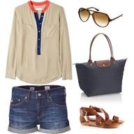 my favorite summer outfit