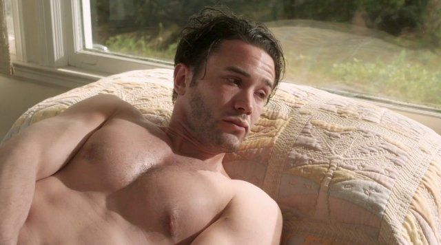 Banshee star Tom Pelphrey's shirtless classics - Entertainment Focus