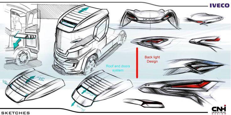 IVECO Z TRUCK, UN MANIFESTO PER IL FUTURO - Auto&Design