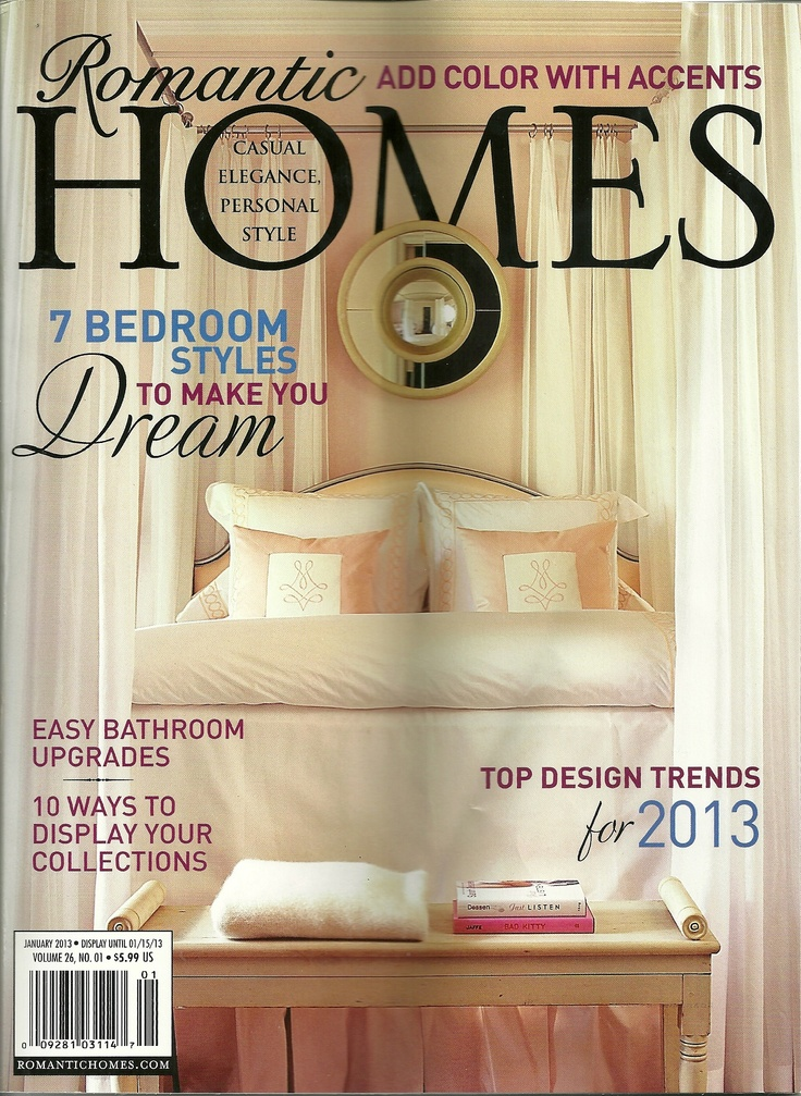 21 best romantic country home magazine images on pinterest for Home and cottage magazine