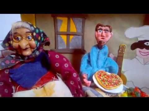 Nonna Bice e Gilbert alla Bella Napoli