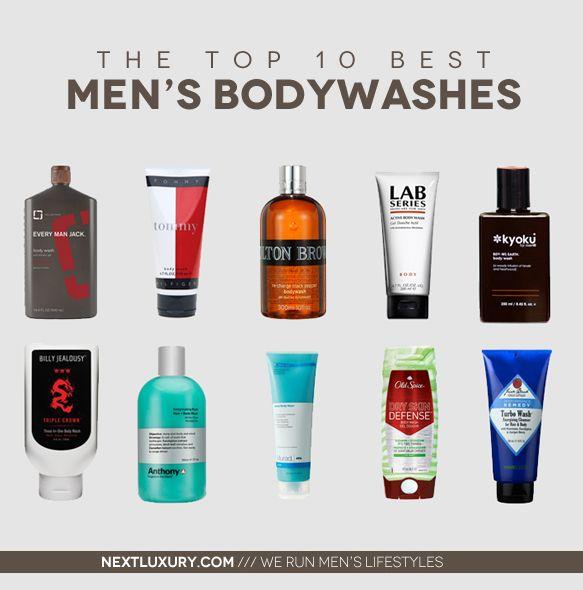Best Men's Body Wash 2013