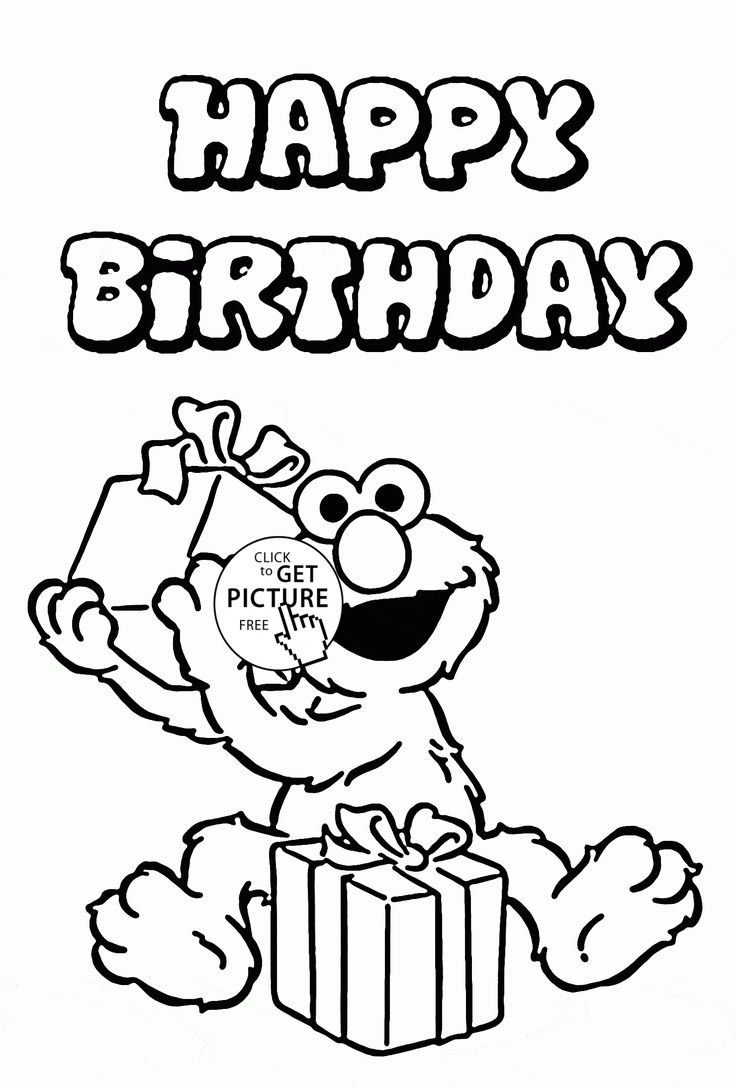 150 best images about birthday coloring pages on pinterest. Black Bedroom Furniture Sets. Home Design Ideas