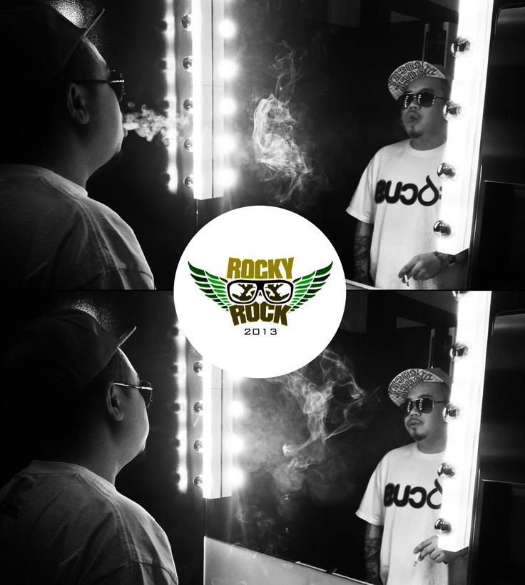 DJ ROCKY ROCK (USA) / 2013 Edition - Copyright: www.roccavision.com