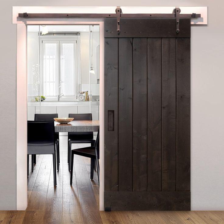Sliding Wardrobe Doors Give Contemporary Look To Your Bedroom Wardrobeideas In 2020 Barn Doors Sliding Sliding Wardrobe Doors Wardrobe Door Designs