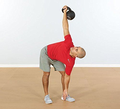 Perform Better First Place Gravity Cast Iron Kettlebell, 16 kg